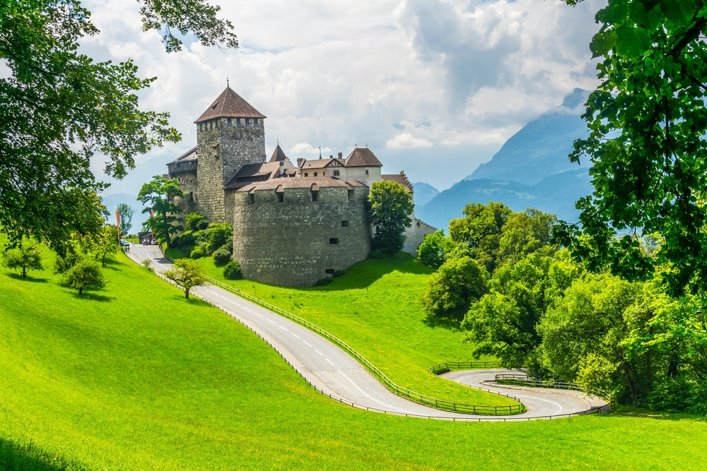 15 интересных фактов про Лихтенштейн