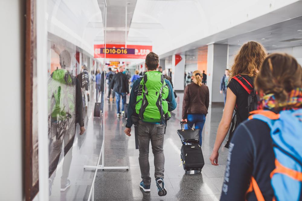 Популярность Украины среди иностранных туристов возрастает