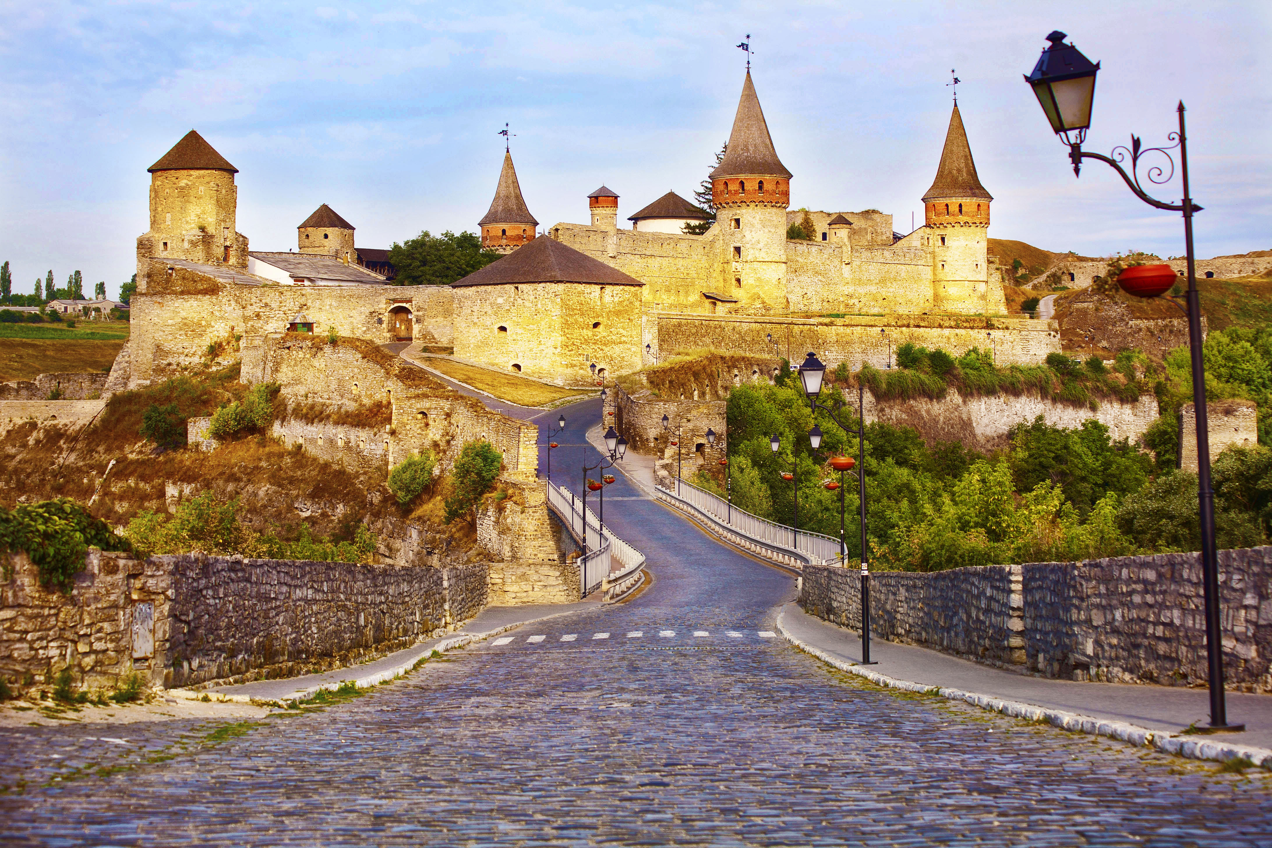 В Каменец-Подольском пройдет фестиваль средневековой культуры.Вокруг Света. Украина