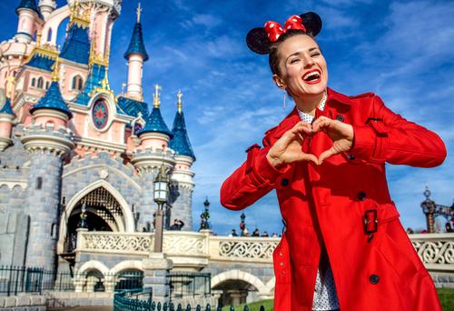 Парижский Диснейленд отмечает 25-летие.Вокруг Света. Украина