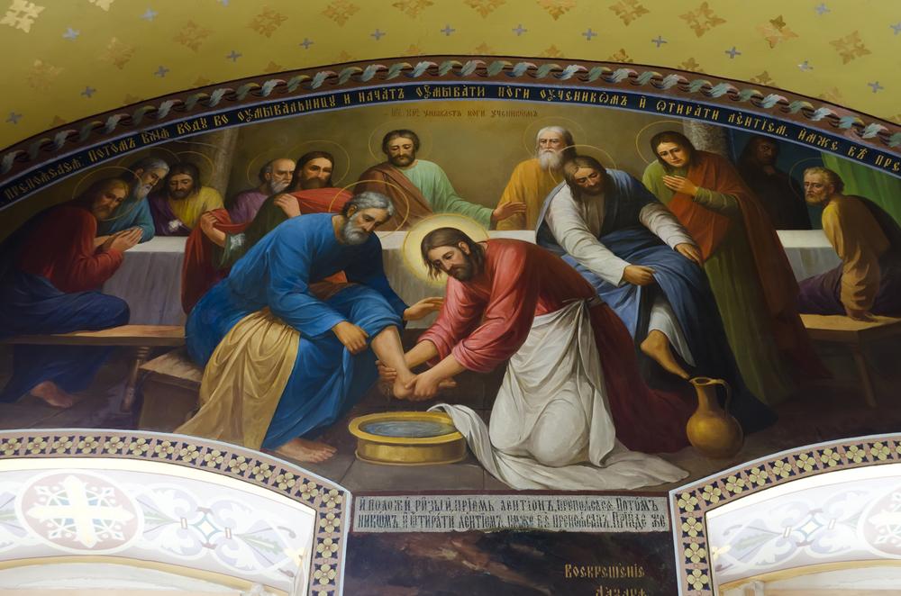 Великий (чистый) четверг у христиан восточного обряда