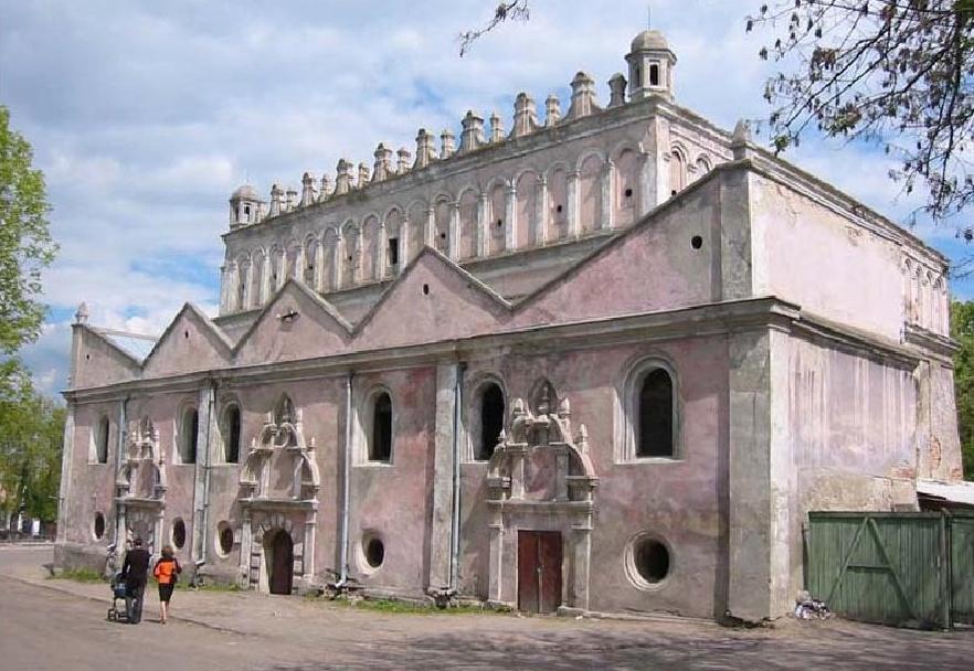 Спасти древнюю синагогу: во Львовской области откроют культурно-туристический центр