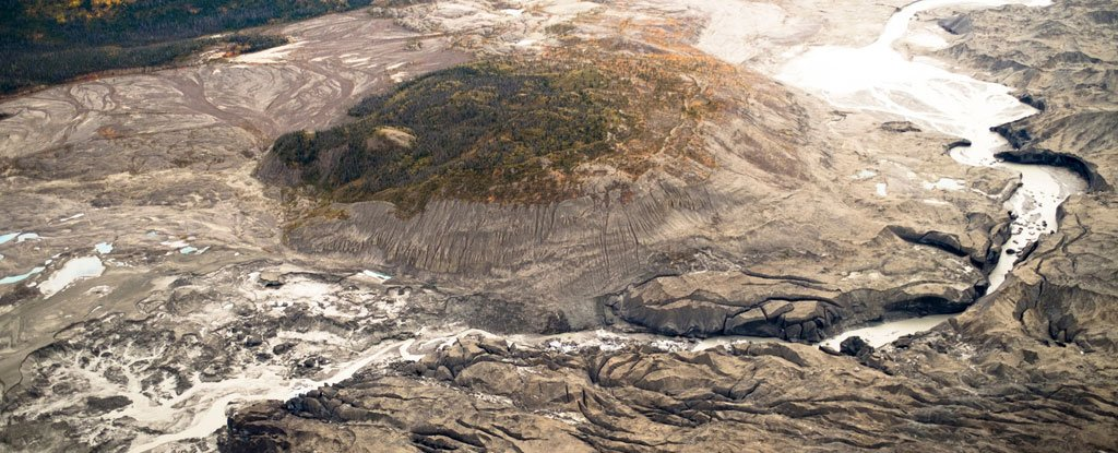 В Канаде за пару дней исчезла огромная река.Вокруг Света. Украина