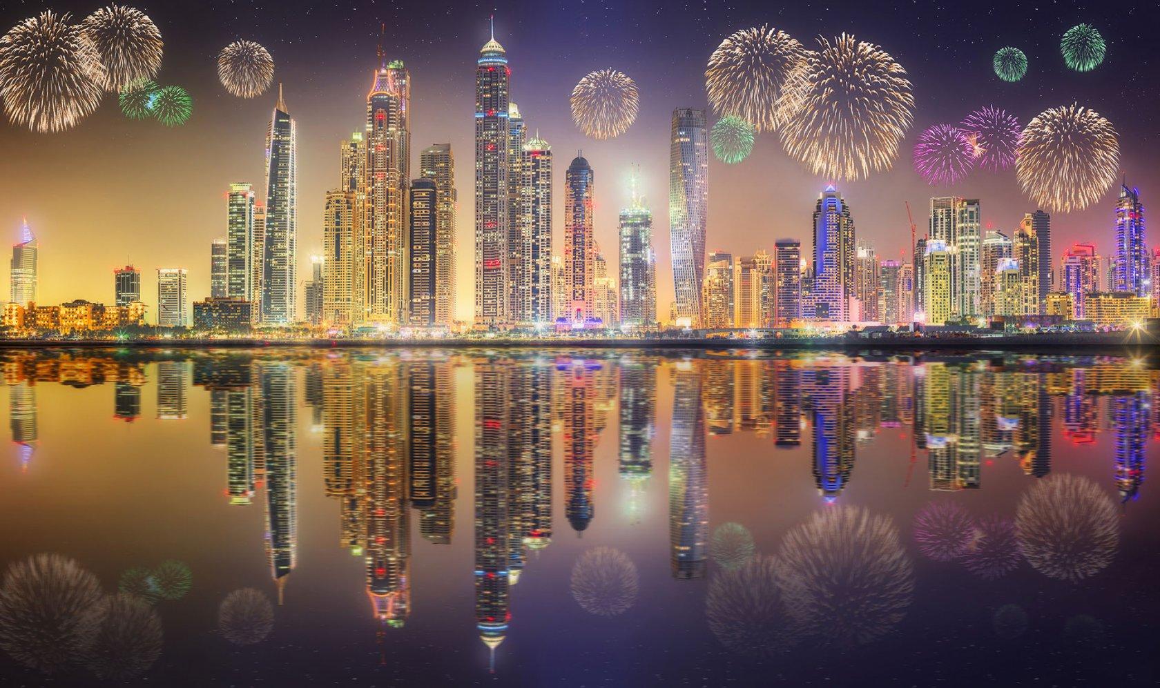 Дубай: отдых в роскошном будущем