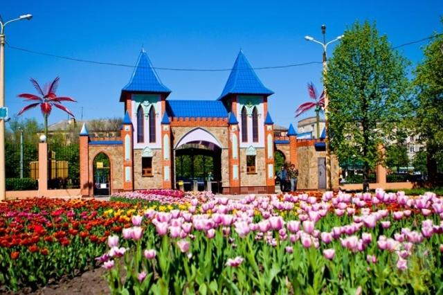 В Кропивницком расцветут 2 млн тюльпанов