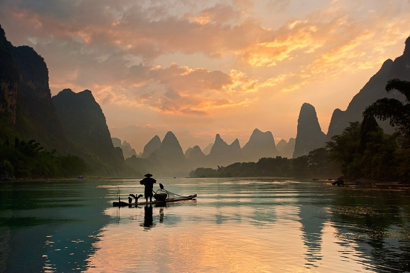 Лицзян – река, дарящая вдохновение