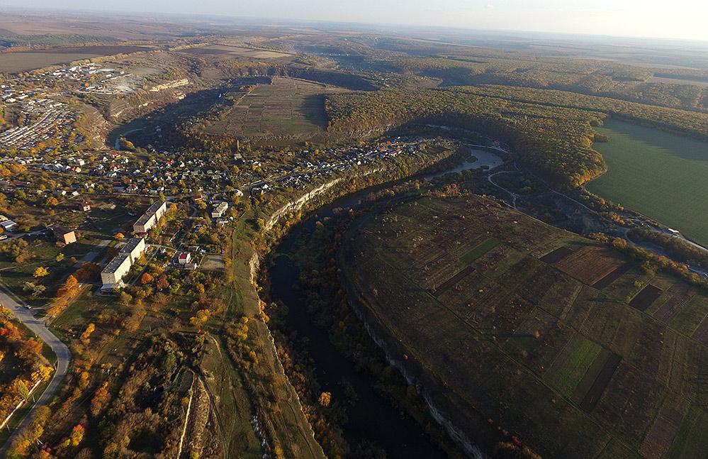 фото смотрицкого каньона