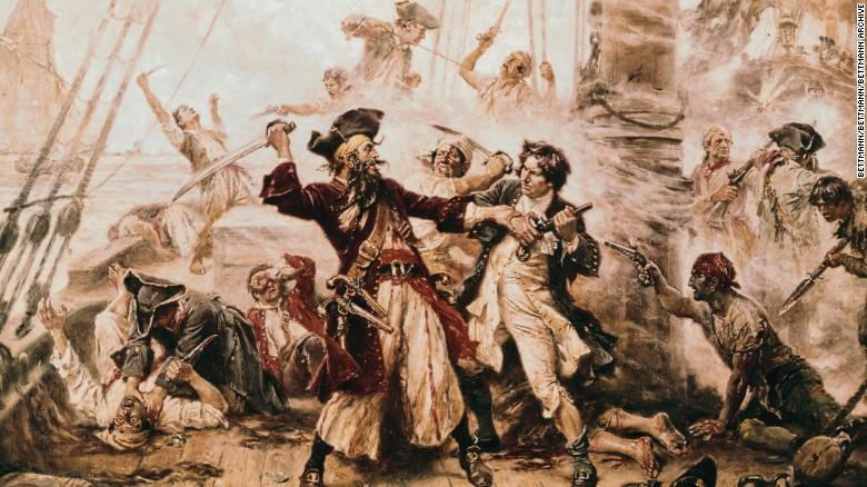Реальные пираты Карибского моря: какими они были?.Вокруг Света. Украина