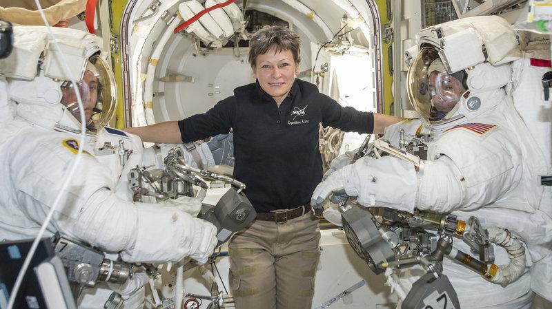 Это рекорд! Астронавт Пегги Уитсон провела 534 дня вне Земли.Вокруг Света. Украина