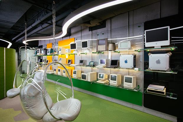 В Киеве открылся бесплатный музей раритетных компьютеров