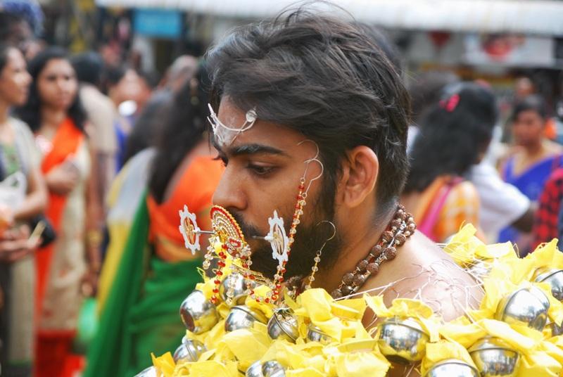 Индуистский праздник Тайпусам: очищение путем страданий.Вокруг Света. Украина