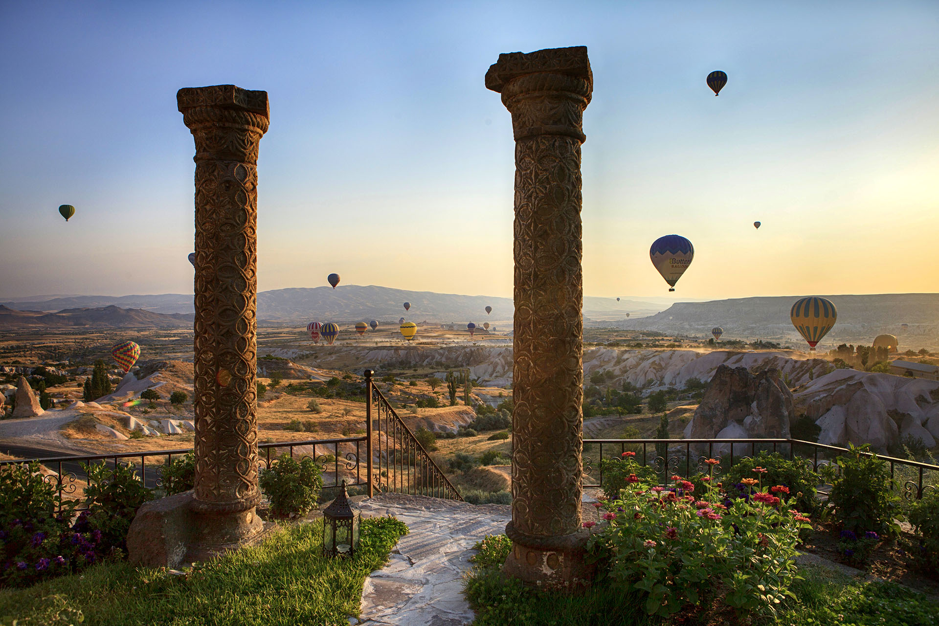 Сердце Турции: Анкара и Каппадокия