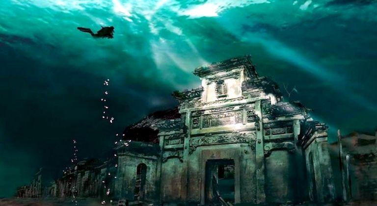 Подводные тайны: 7 затонувших городов