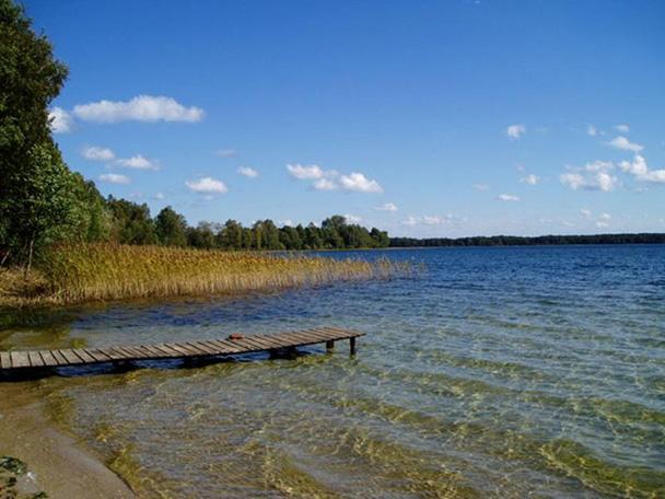 Белое озеро – уникальный водоем в Украине с «живой» водой