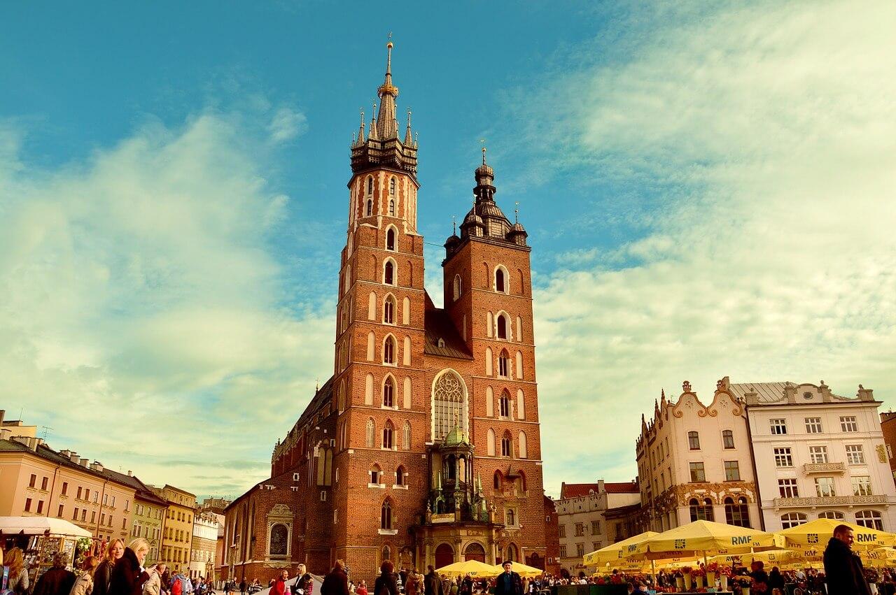 В августе появится поезд Львов-Краков