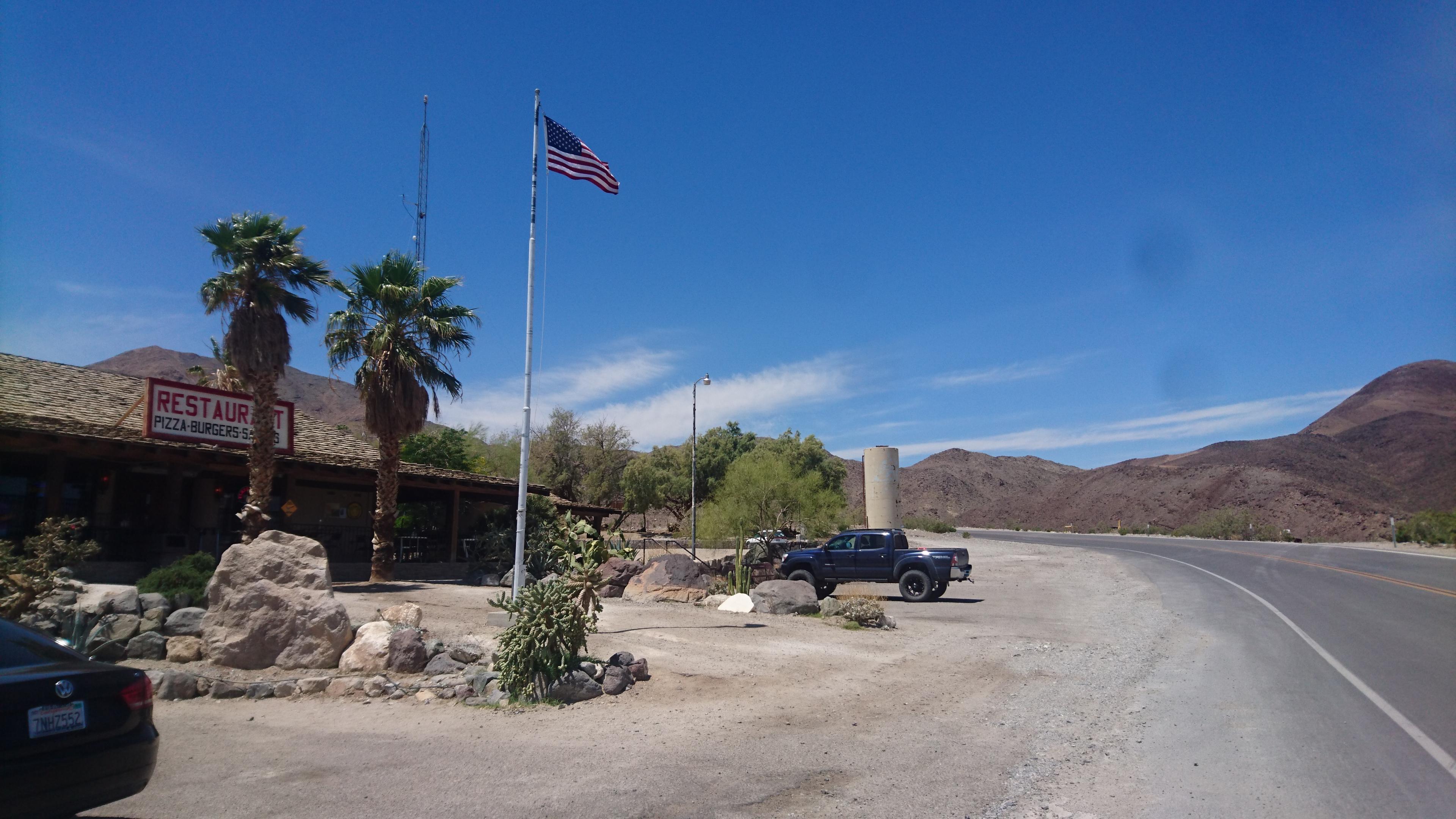 Долина Смерті: найдикіший, найспекотніших Захід