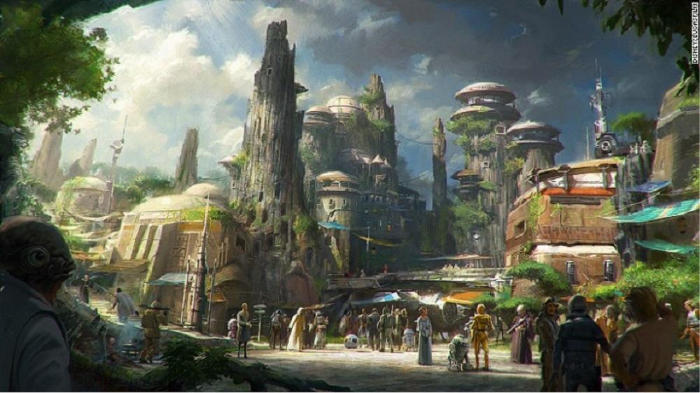 В США откроется тематический отель для любителей «Звездных войн»