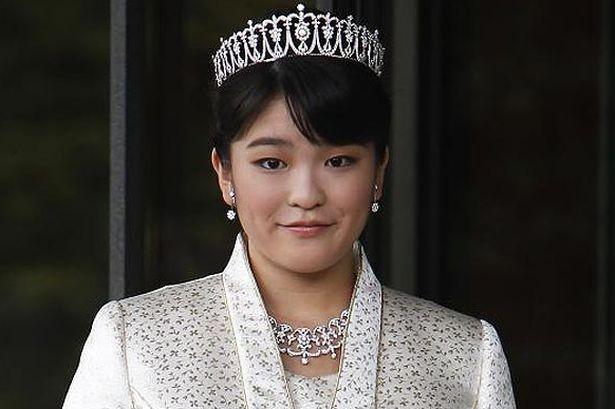 Японская принцесса потеряет титул за брак с простолюдином.Вокруг Света. Украина