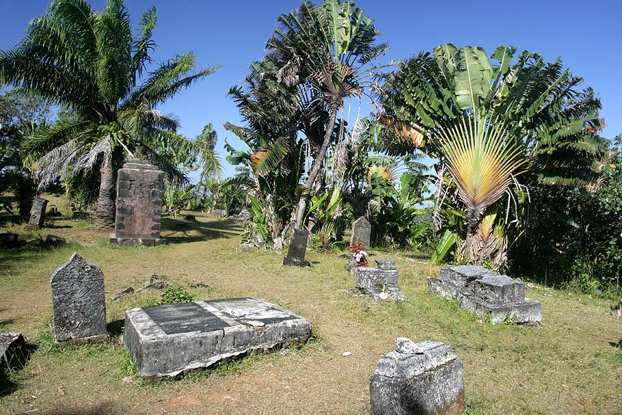 Остров Сент-Мари – бывший рай для пиратов, где они остались навечно