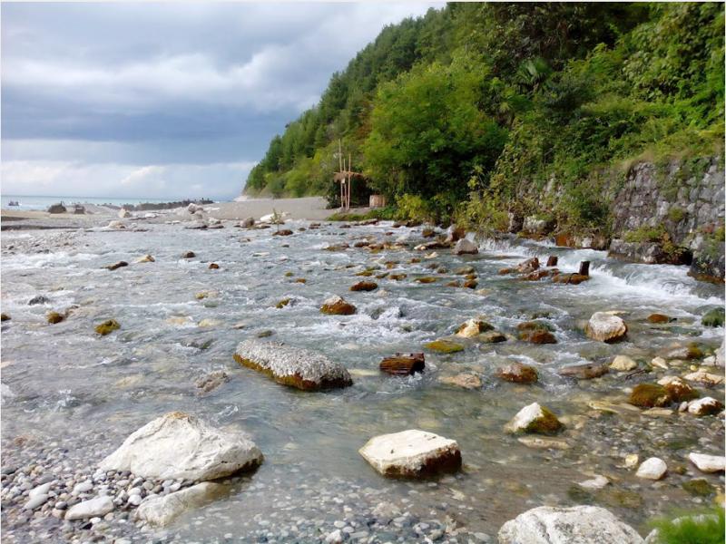 Репруа – самая короткая река в мире