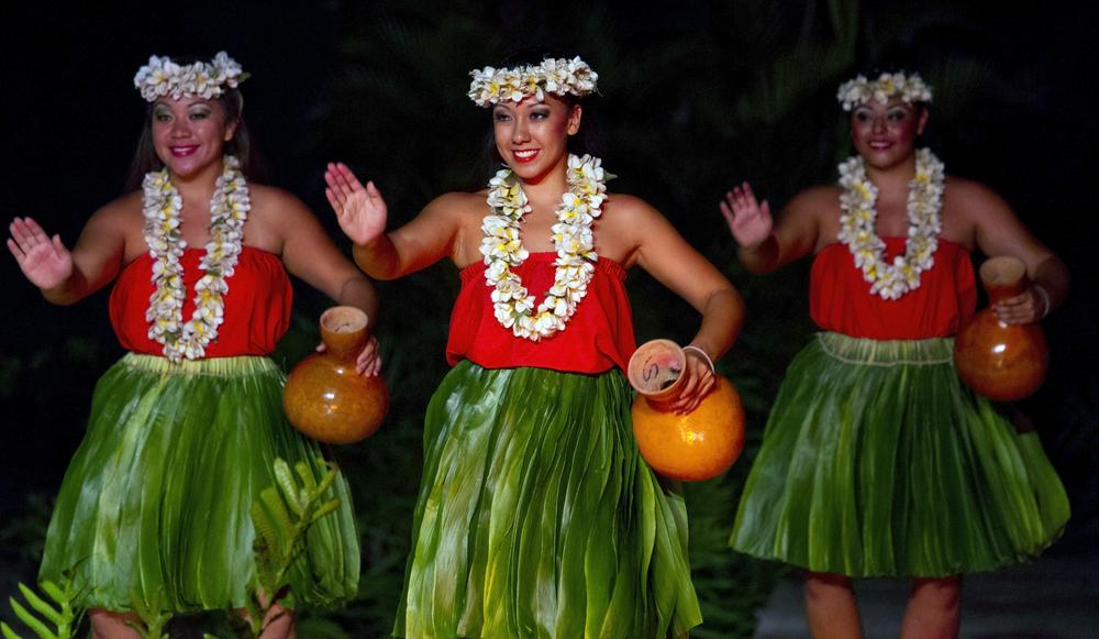 День лей: праздник цветочных гирлянд на Гавайях.Вокруг Света. Украина