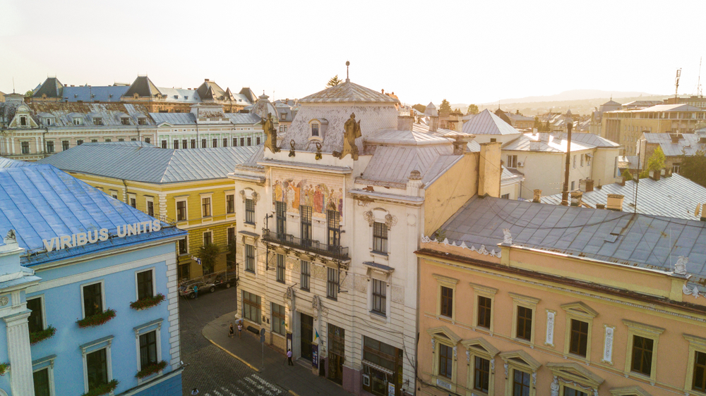 Фото Черновцы