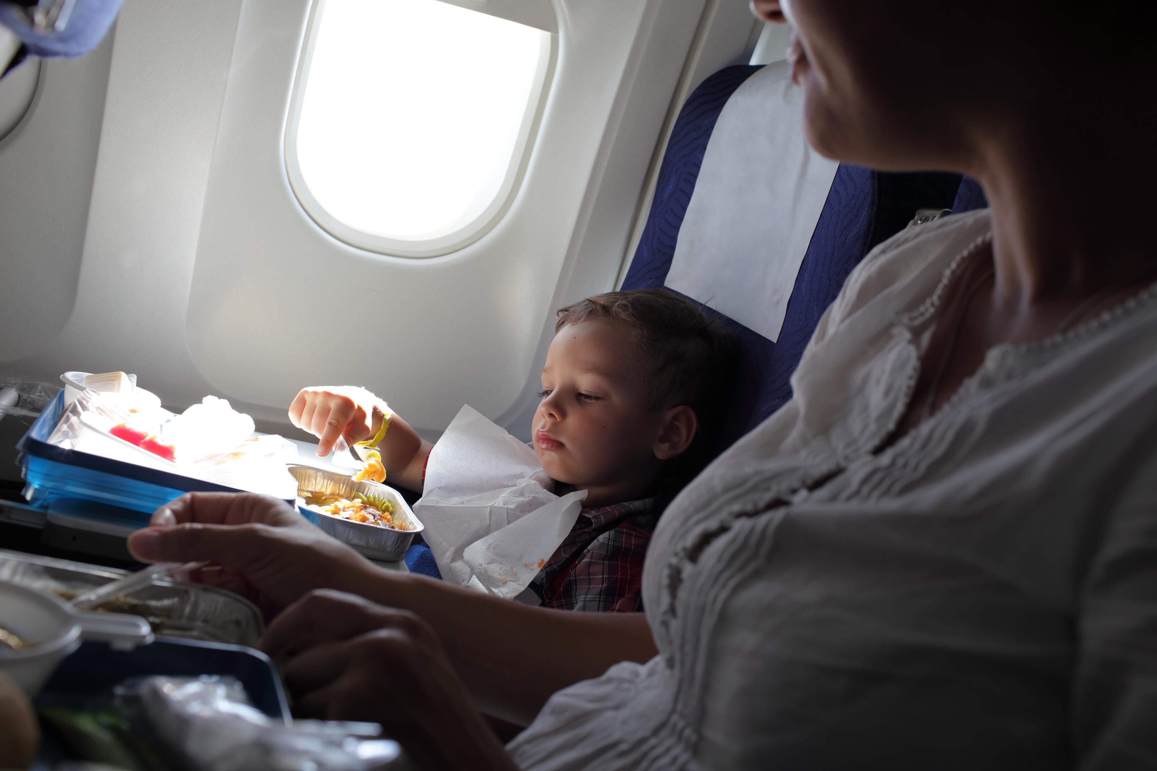 Из-за одного пассажира авиакомпания на несколько месяцев отложила переход на платное питание