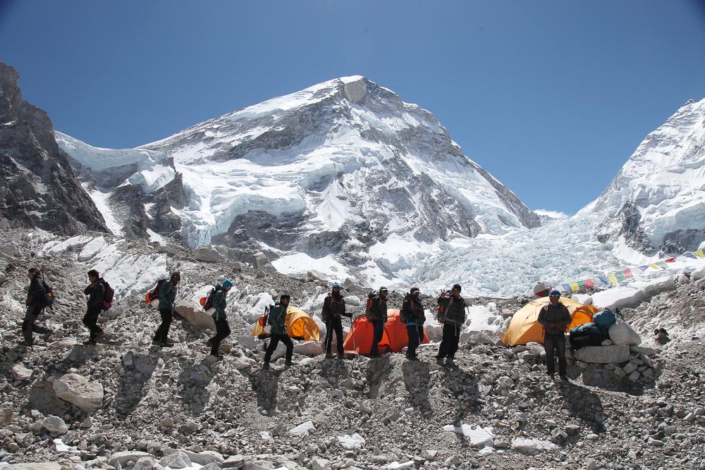 На Эвересте «пробки» из-за неопытных туристов