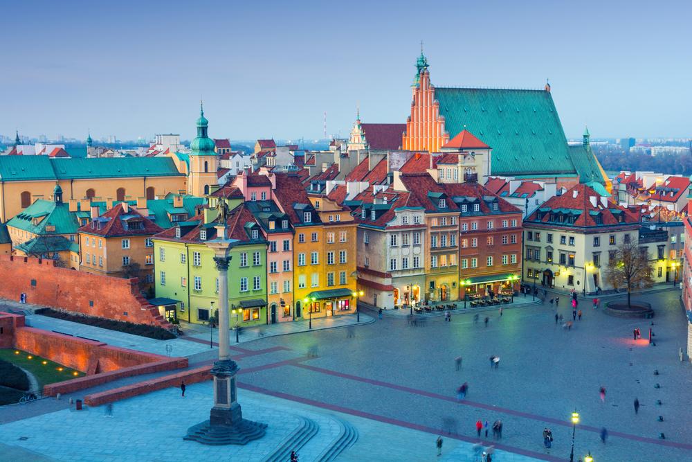 Чем впечатляет путешественника Польша