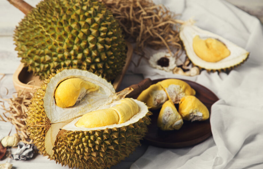 Дурно пахнущий фрукт