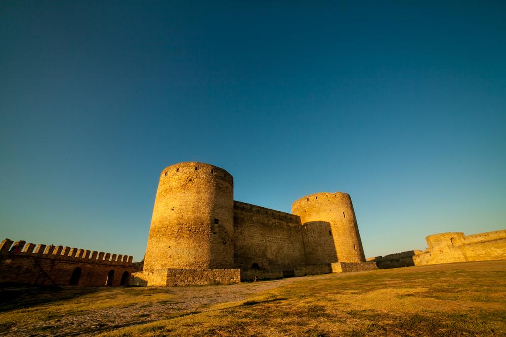 Аккерманская крепость: «портал» в средневековье.Вокруг Света. Украина