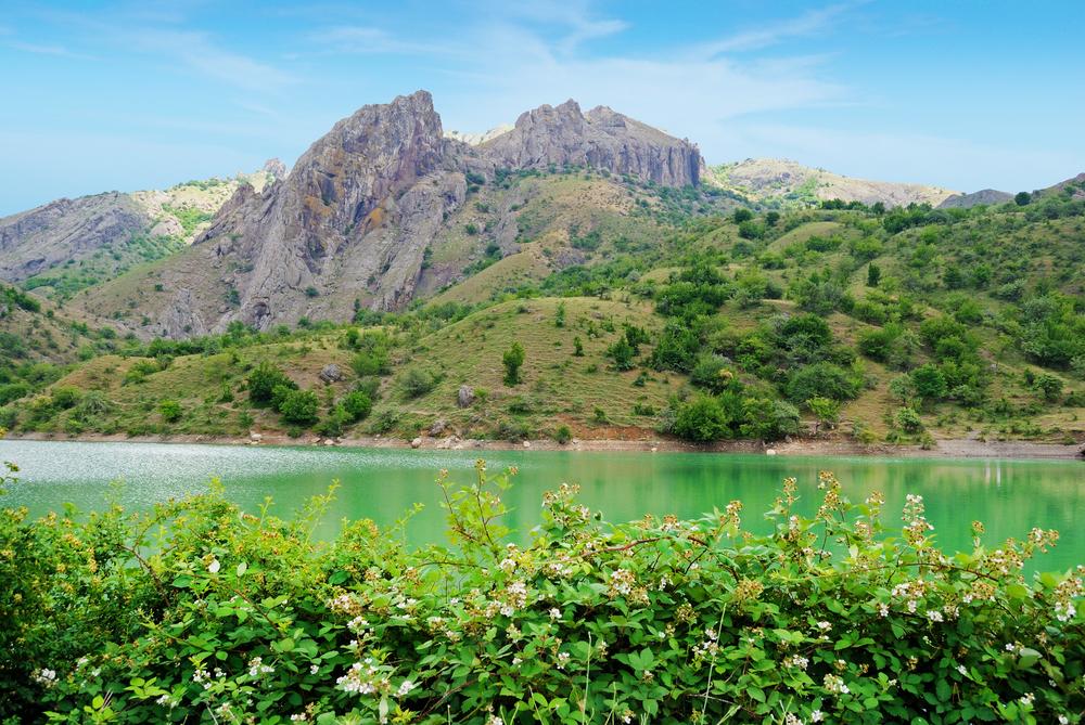 Путешествия по Украине: 10 живописных озер