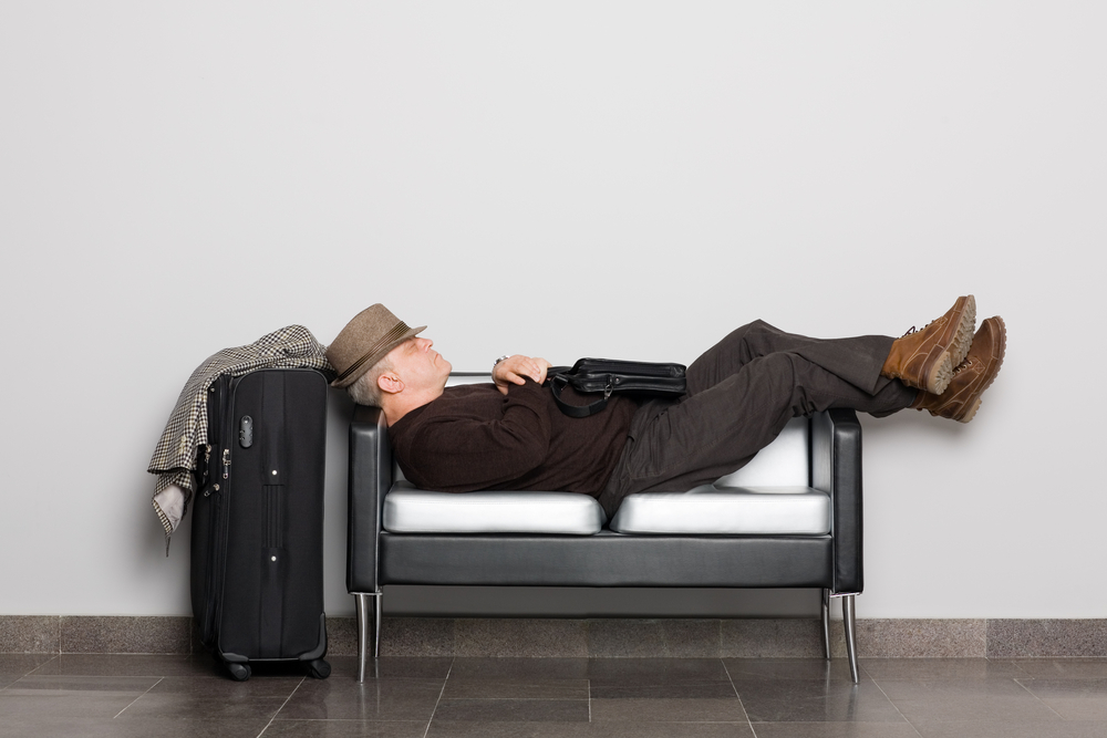 9 уморительных фото: к чему приводит ожидание в поездке