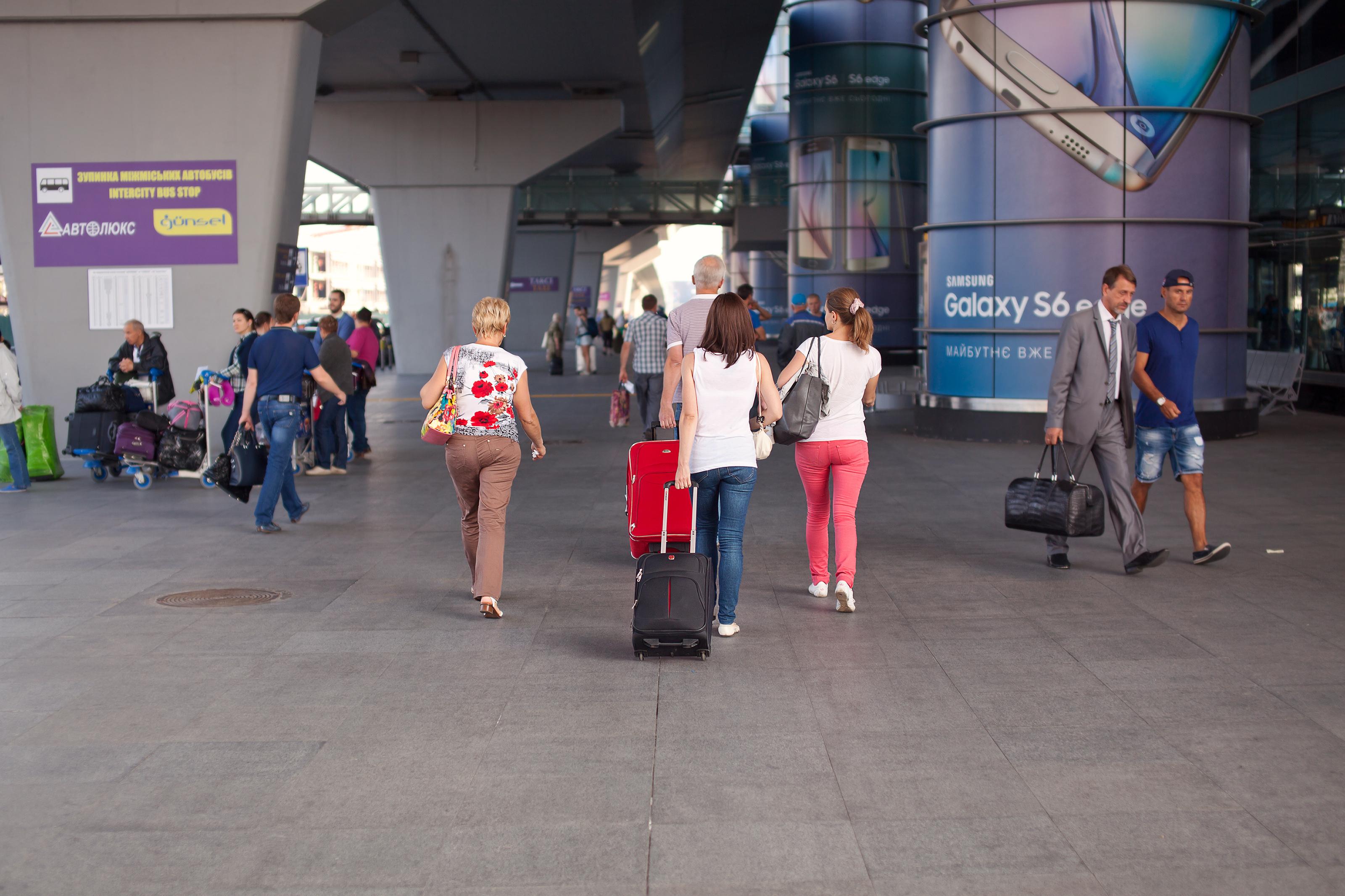 Аэропорт «Борисполь» запустит программу удешевления авиабилетов