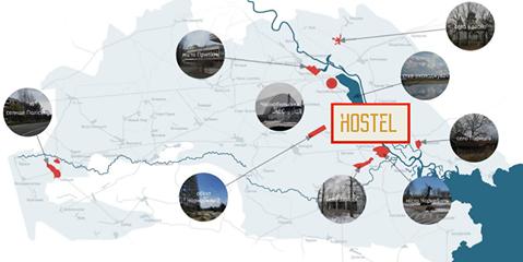 В Чернобыле открылся хостел для туристов