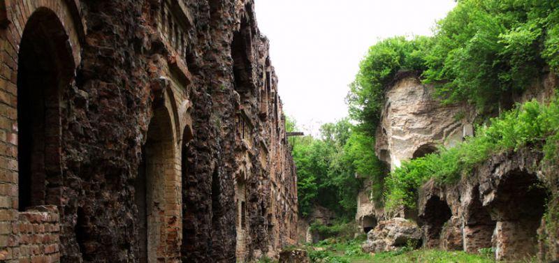 Таракановский форт – одно из самых мистических мест Украины