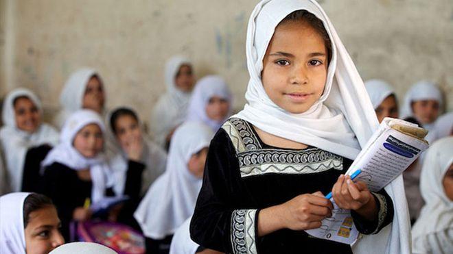 Школа на войне: как учатся дети в Афганистане