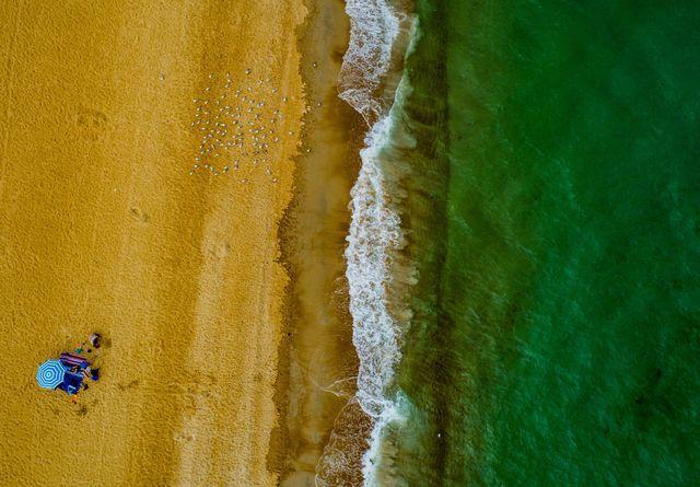 Изумрудное море Австралии