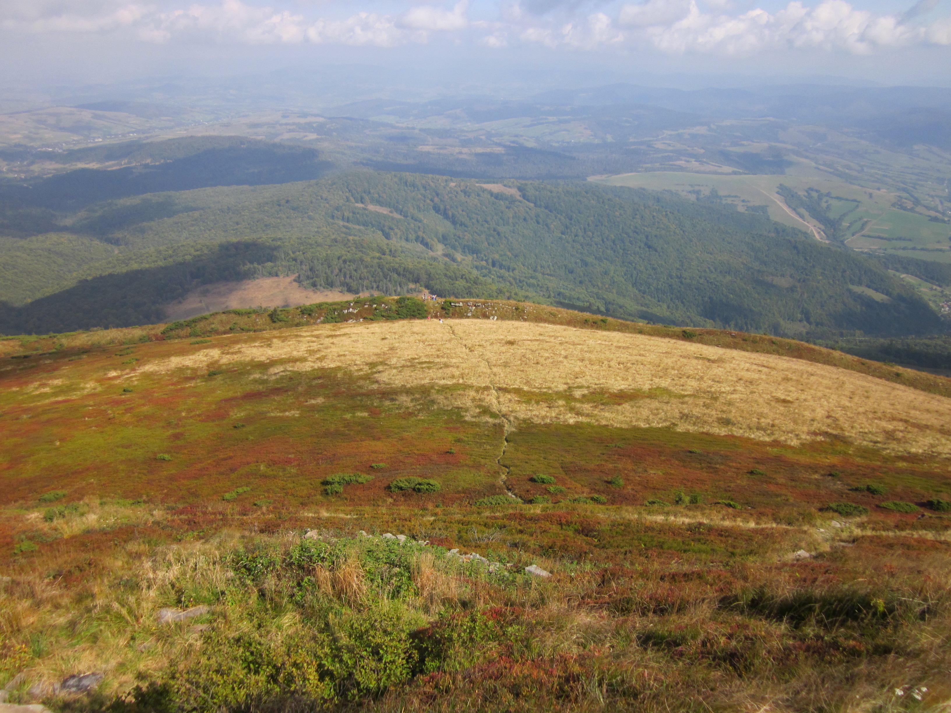 Сходження на гору Пікуй 1405 м