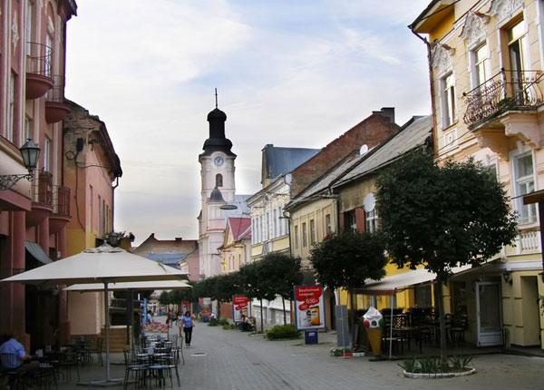 Древнє місто Унгвар – екскурсія по Ужгороду