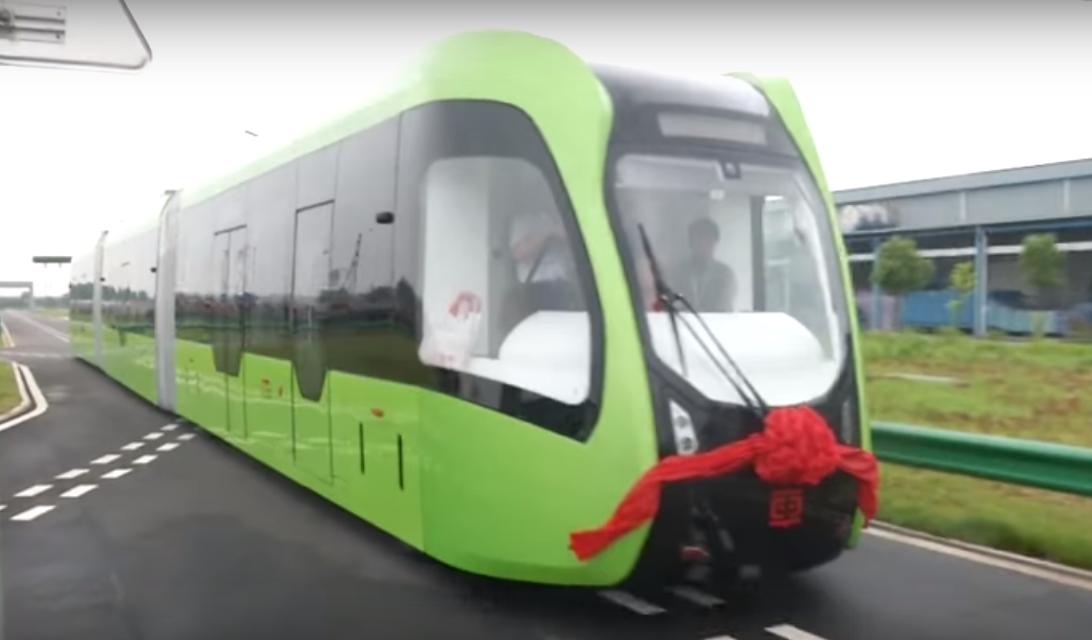 Удобнее, чем метро: в Китае придумали виртуальный общественный транспорт