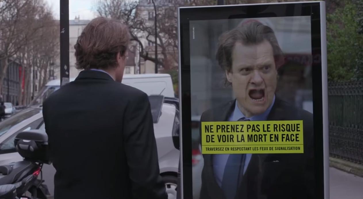 Жестко и эффективно: как французов отучают переходить дорогу на красный свет