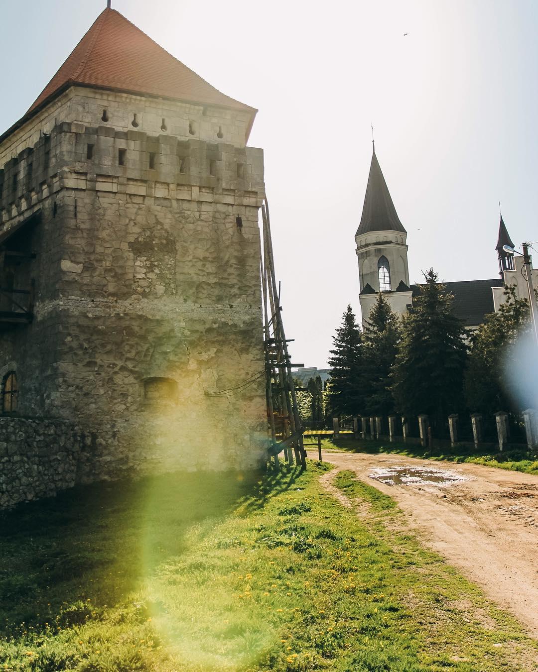 7 великолепных, но малоизвестных замков Украины