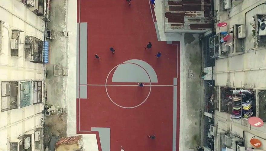 В Таиланде создали первое в мире непрямоугольное футбольное поле