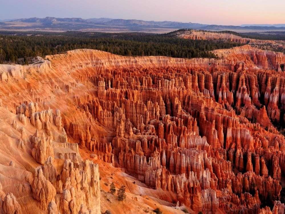 10 ландшафтов, которые кажутся нереальными