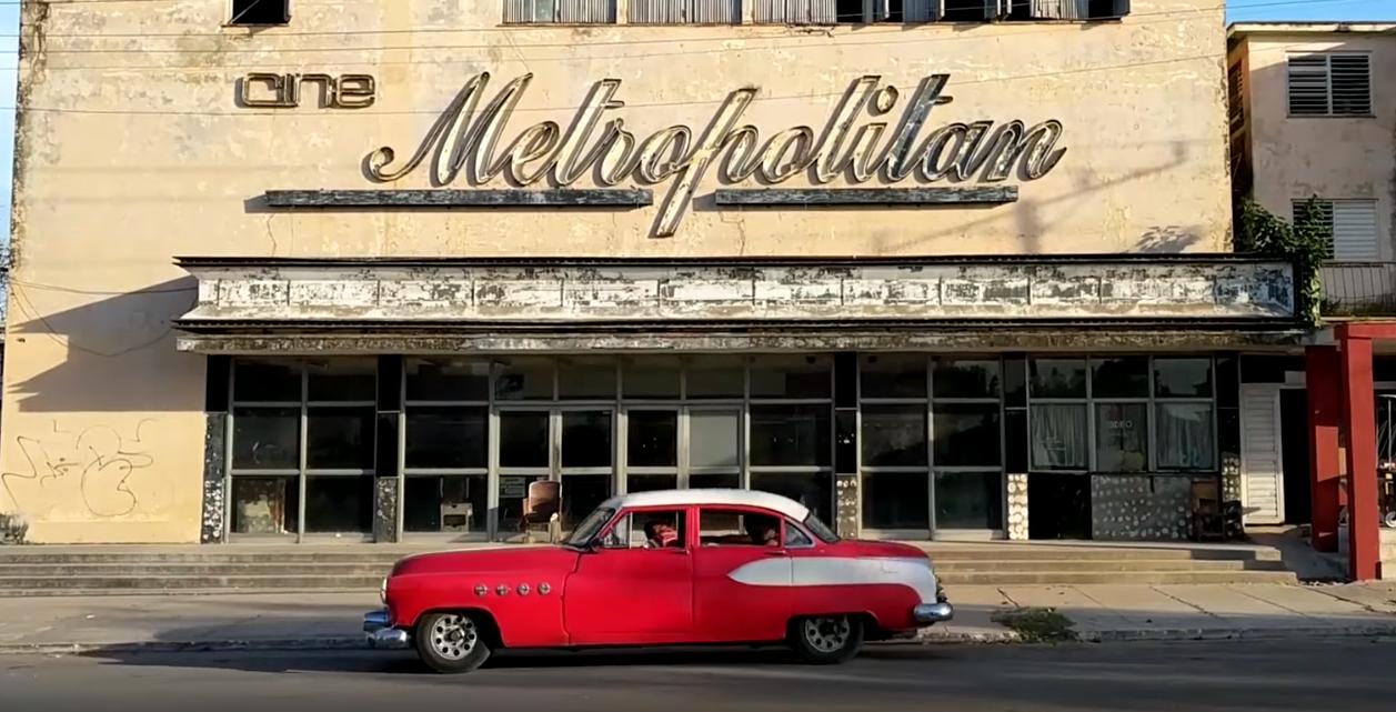 Ретроавто на Кубе
