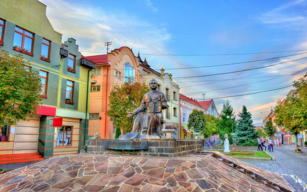 фото Мукачево