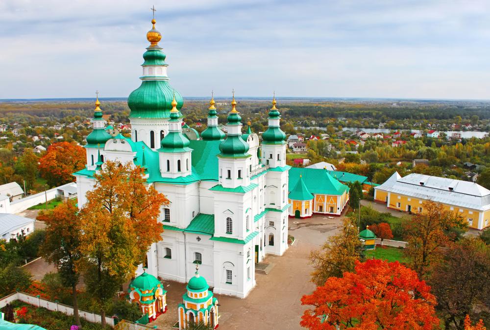 Троицкий собор Чернигов