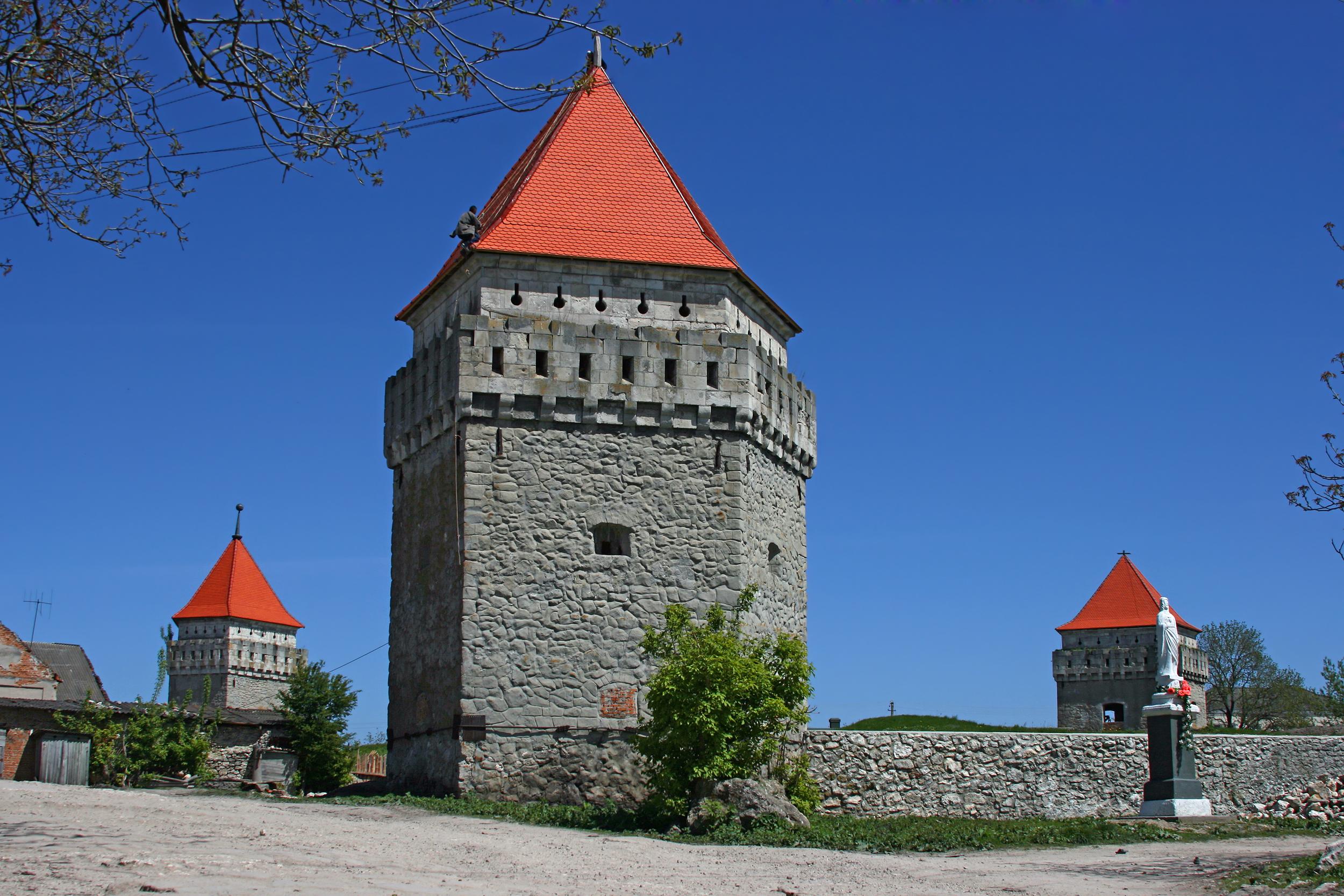 Скалатский замок – легенда Тернопольской области
