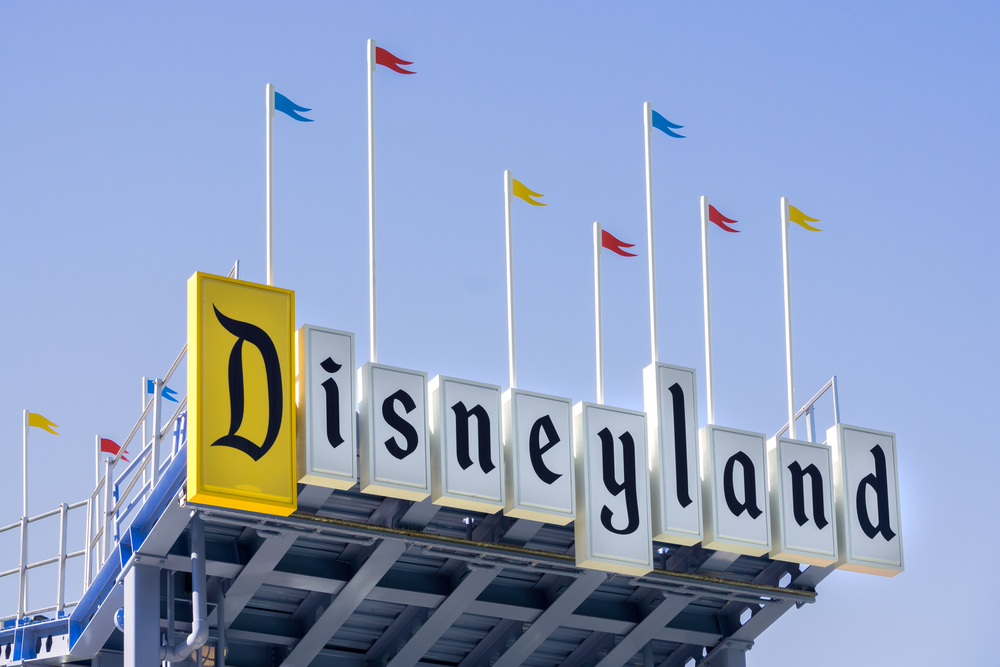 Калифорнийский Диснейленд стал самым «заинстаграмленным» местом в мире.Вокруг Света. Украина